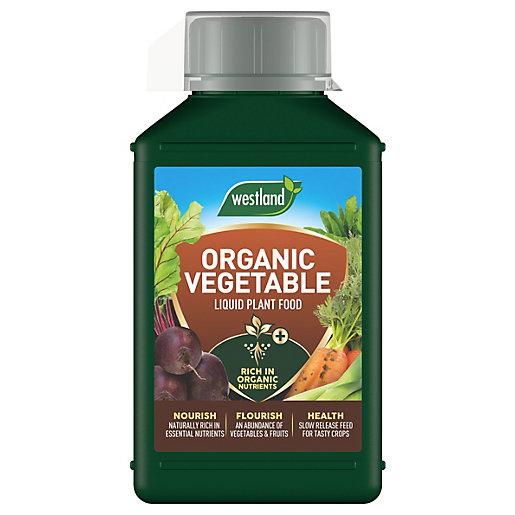 Westland Organic Vegetable Specialist Liquid Plant Food 1L