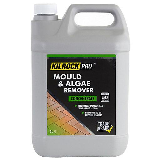 KilrockPRO Mould & Algae Remover - 5L