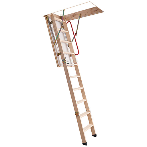 Youngman Eco S Line 3 Section Timber Folding