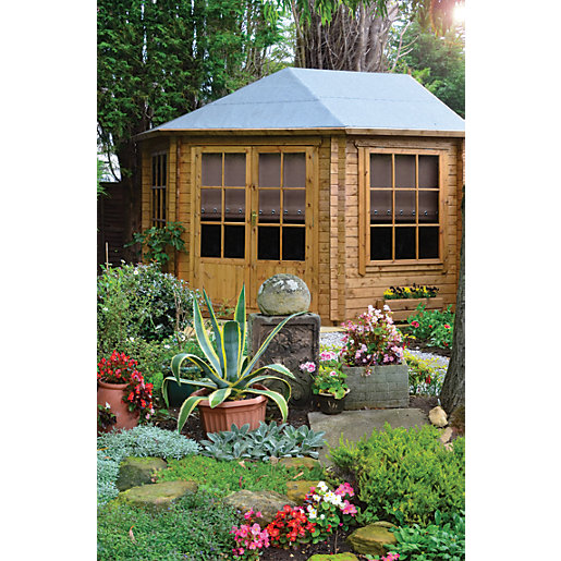 Shire 10 x 10 ft Ardcastle Double Door