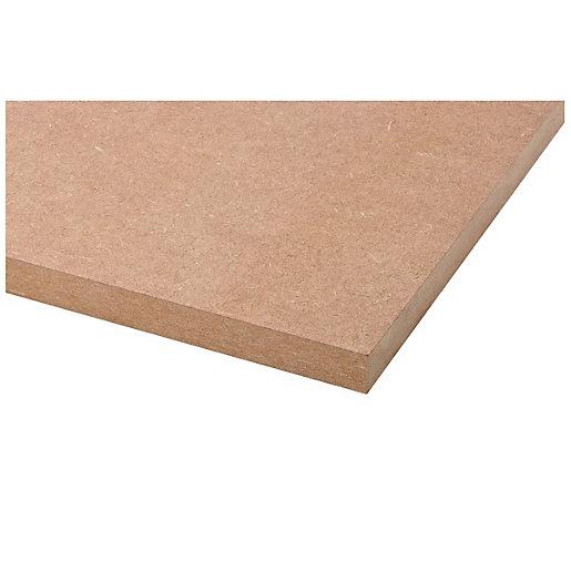 Wickes General Purpose Medium Density Fibreboard (MDF) Board