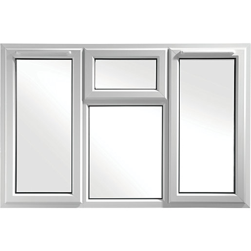 Euramax Bespoke uPVC A Rated STFS Casement Window