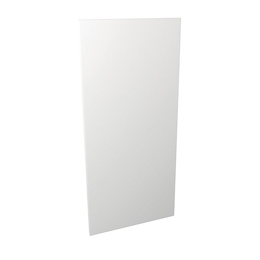 Wickes Madison White Gloss Handleless Appliance Door A 600 X 1319mm Wickes Co Uk
