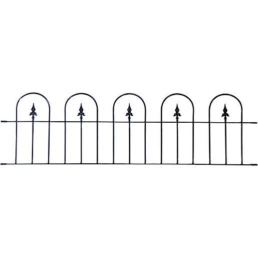 Wickes Kensington Metal Wall Railing - 510 x