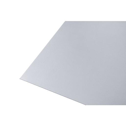 Wickes Metal Sheet Galvanised Steel - 600mm x