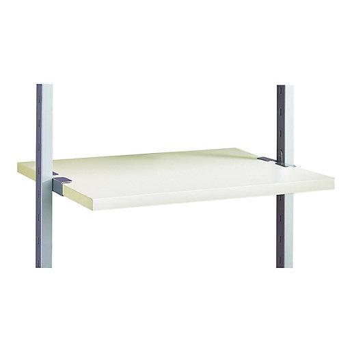 Spacepro Small Shelf White - 550mm