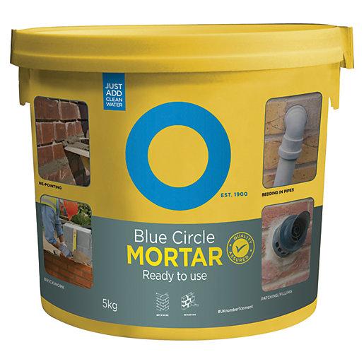 Blue Circle Mortar Mix - 5kg