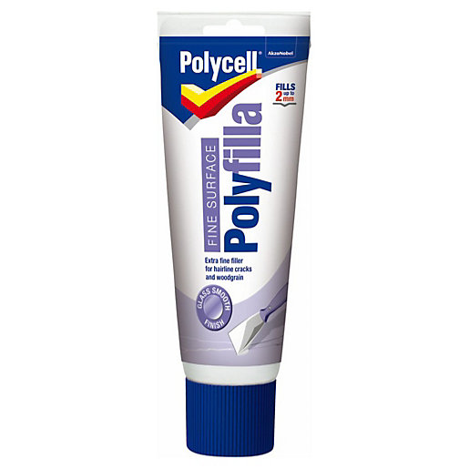 Polycell Fine Surface Polyfilla Tube - 400g