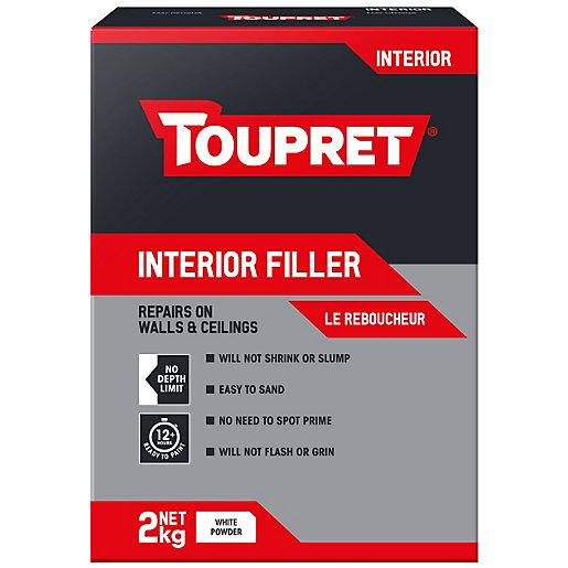Toupret Interior Powder Filler - 2kg