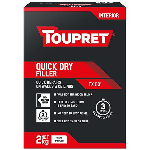 Toupret Quick Dry Powder Filler - 2kg