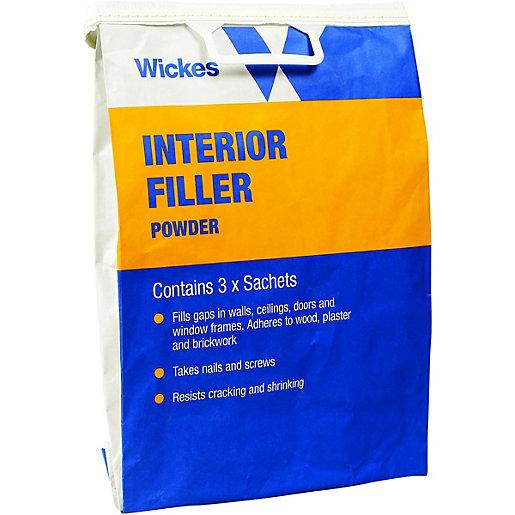Wickes All Purpose Interior Powder Filler - 4.5kg