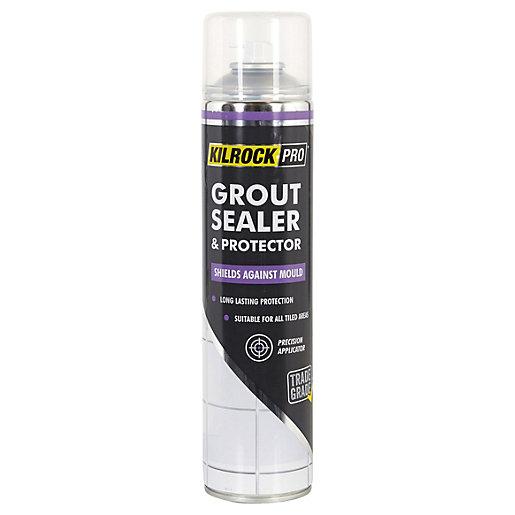 KilrockPRO Grout Sealer & Protector - 600ml