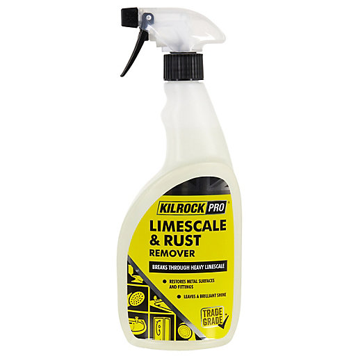 KilrockPRO Limescale & Rust Remover - 750ml