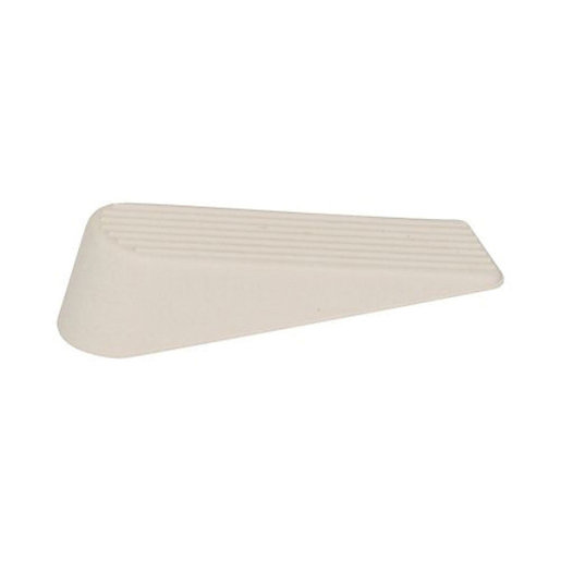Wickes Door Wedge PVC - White 101 x