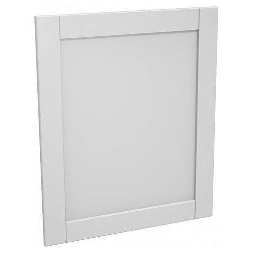 Wickes Ohio Grey Shaker Appliance Door (B) -