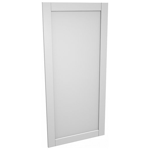 Wickes Ohio Grey Shaker Appliance Door (A) -