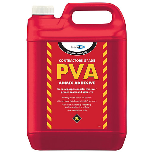 Bond It Contractors Grade PVA Admix Adhesive -