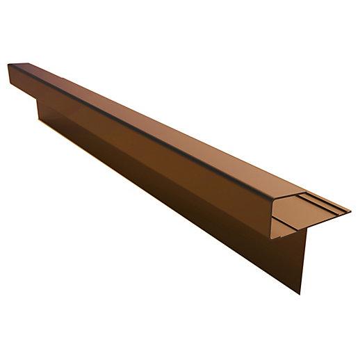 Envirotile Long Verge Terracotta - 300mm x 3000mm