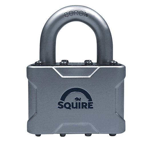 Squire Die Cast Body Cover with Boron Shackle