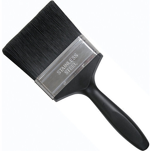 Wickes All Purpose Paint Brush - 4in