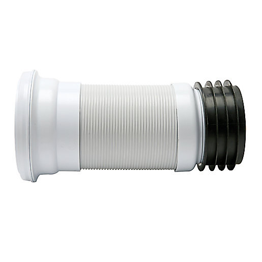 Fluidmaster Euroflo Flexible Long Pan Connector - 270-630mm