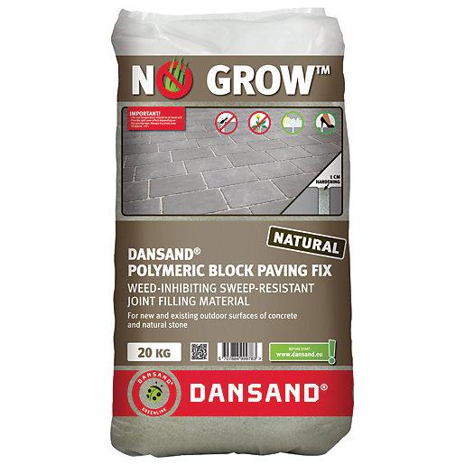 Dansand No Grow Polymeric Block Paving Joint Fix