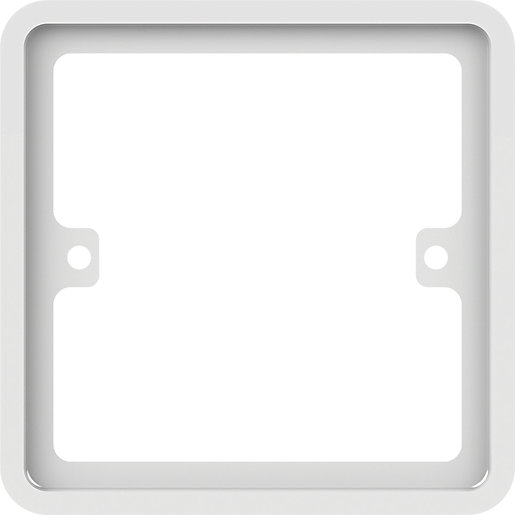 Lisse 1 Gang Switch or Socket Spacer