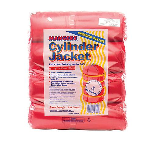 Wickes British Standard Hot Water Cylinder Jacket -