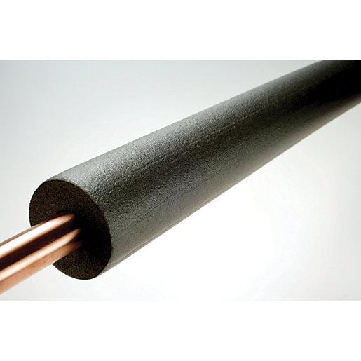 Wickes Economy Pipe Insulation 28mm x 13mm x