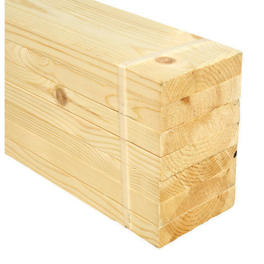 Wickes Redwood PSE Timber - 20.5mm x 94mm