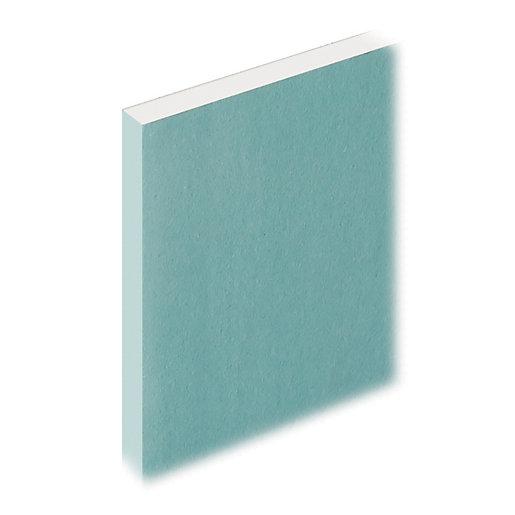 Knauf Moisture Panel Tapered Edge - 12.5mm x