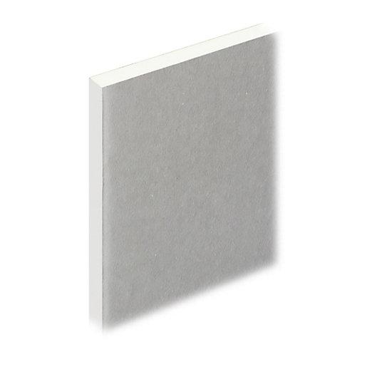 Knauf Plasterboard Square Edge - 12.5mm x 1.2m
