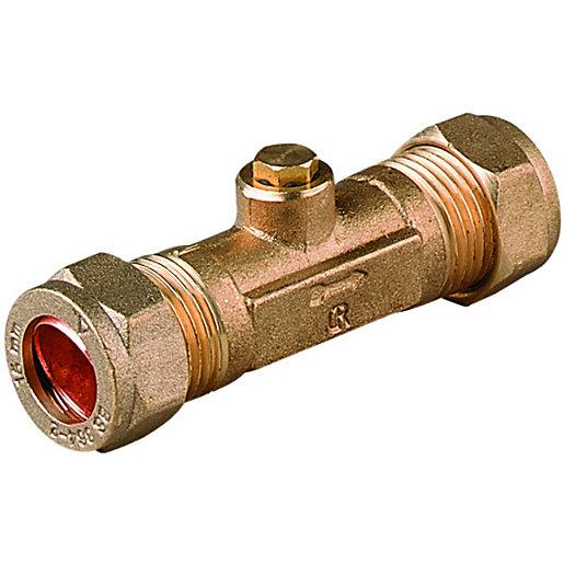Primaflow Brass Double Check Valve - 15mm