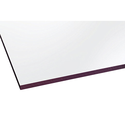 Marlon Fsx 6mm Solid Polycarbonate Clear Sheet 2000