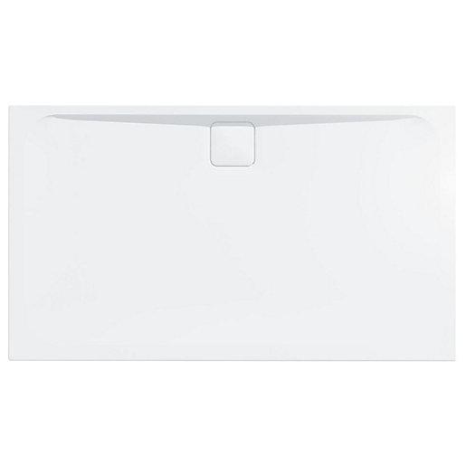 Nexa By Merlyn 25mm Rectangular Low Level White