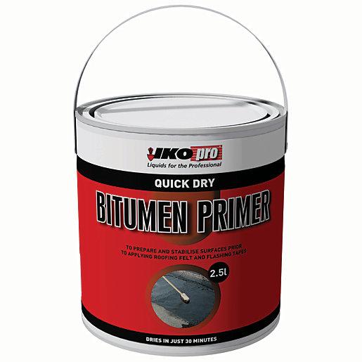 IKOpro Quick Dry Bitumen Primer 2.5L