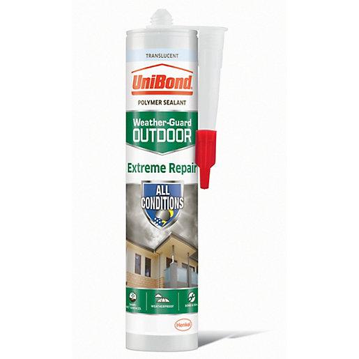 UniBond Extreme Repair Sealant Translucent - 294g