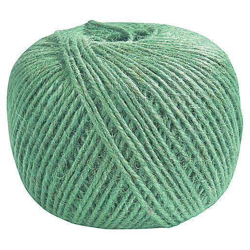 Green Jute Twine Ball - 250g