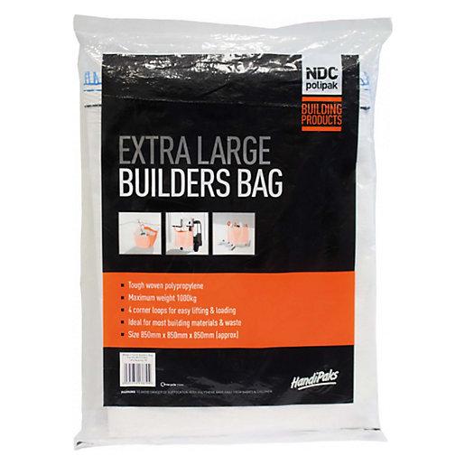 NDC 1 Tonne Builders Skip Bag - Extra