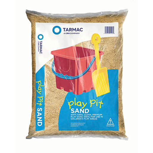 Tarmac Play Pit Non Toxic Sand 25kg Wickes Co Uk