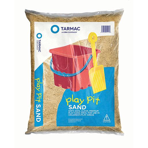 Tarmac Play Pit Non-Toxic Sand - 25kg