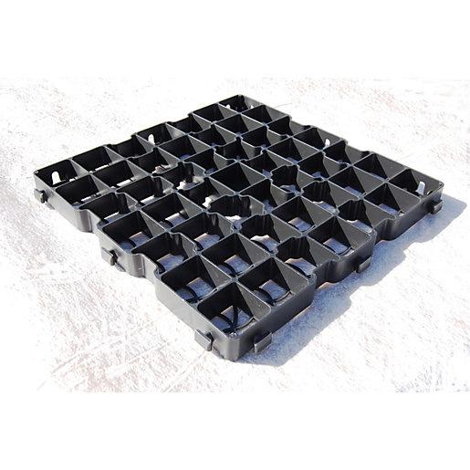 EcoBase Fastfit System Shed Base for 7 ft
