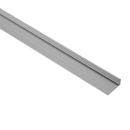 Mermaid Bottom Profile - Aluminium 2.4m