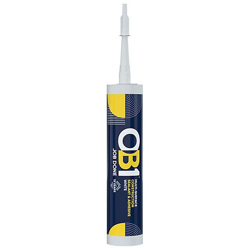 OB1 Multi-Surface Sealant & Adhesive - 290ml -