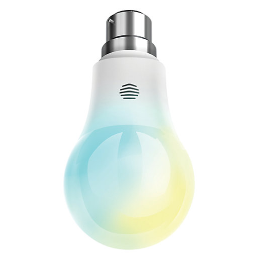Hive Active LED B22 Cool to Warm Light