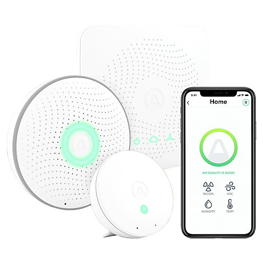 Airthings House Kit - Complete Smart Indoor Air