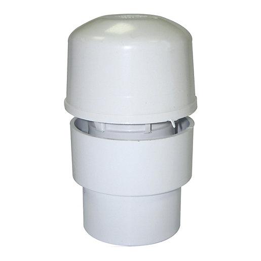 FloPlast 50mm Air Admittance Valve - White