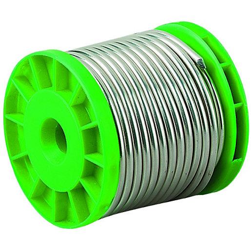 Wickes Plumbing Solder Wire - 500g