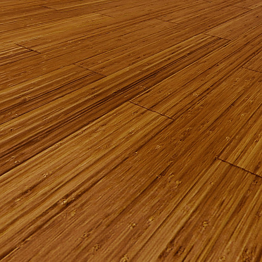 W By Wood Caramel Bamboo Flooring, Bamboo Or Laminate Flooring Which Is Better