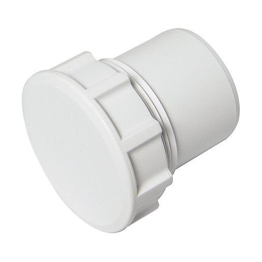 FloPlast WS31W Solvent Weld Waste Access Cap -
